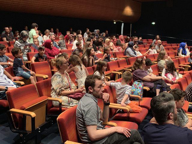 'Rafadan Tayfa' filmine Almanya'da çocuklardan yoğun ilgi