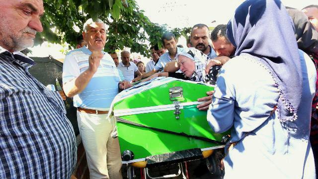 Ahmet'in organları, vasiyeti üzerine bağışlandı (2)