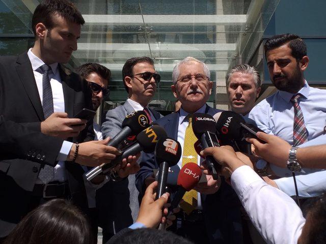 YSK Başkanı Güven: İmamoğlu yüzde 54,21, Yıldırım yüzde 44,99 oy aldı