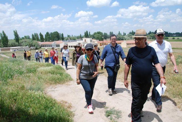Altınoran'dan Çatalhöyük'e inceleme gezisi