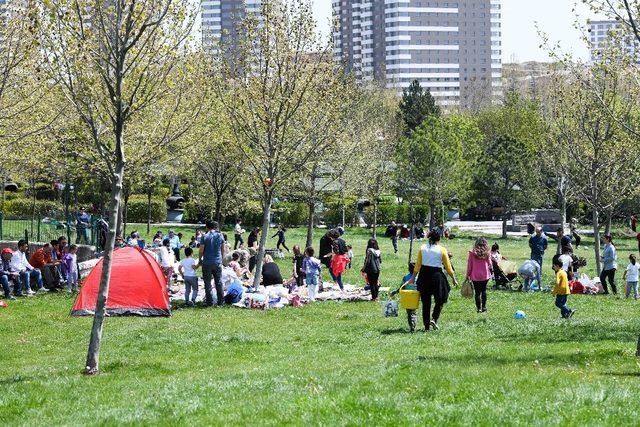 Ankara itfaiyesinden piknikçilere uyarı