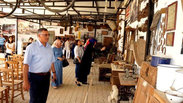 Öğretmenler Sarıgöl Etnografya Müzesini gezdi