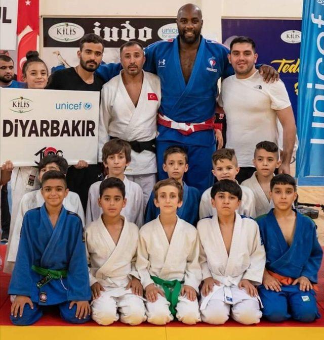 Diyarbakırlı Judoculardan 6 madalya ve 1 şampiyonluk