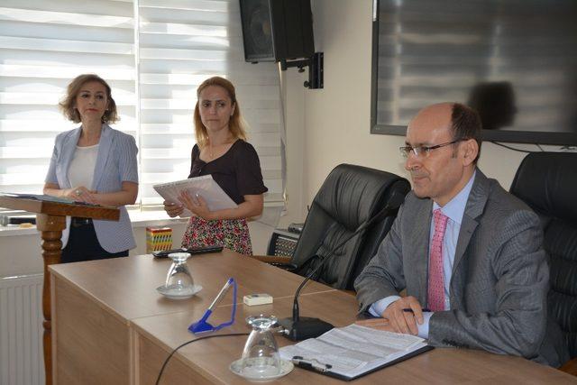 Söke'de 'Beslenme Dostu' okullara sertifikalandı