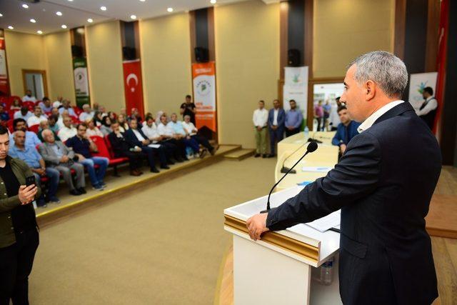 Çınar, Yeşilyurt Kent Konseyi Başkanı seçildi