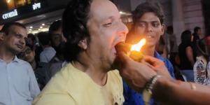 Hindistan'da Bir Garip Sokak Yemeği: Paan Fire