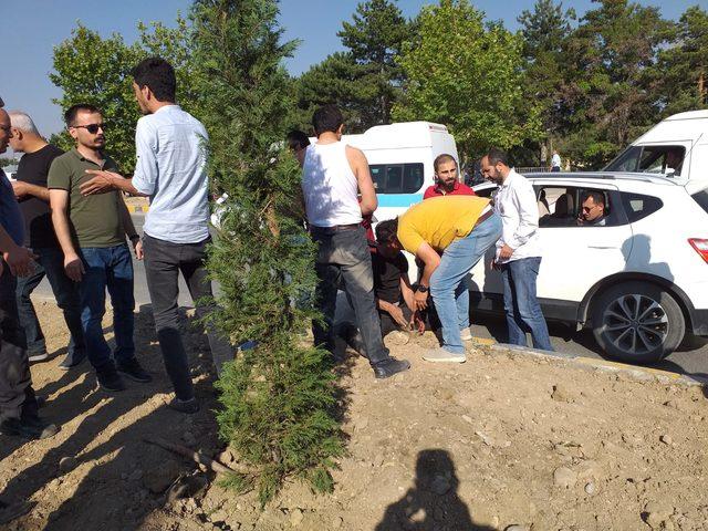 Arazi kavgasında yaralanan 8 kişiden 1'i öldü
