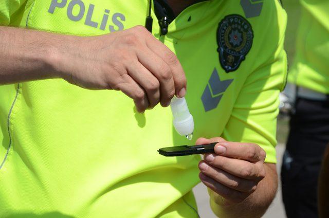 Uyuşturucu kullanımı UTC ile belirlenecek