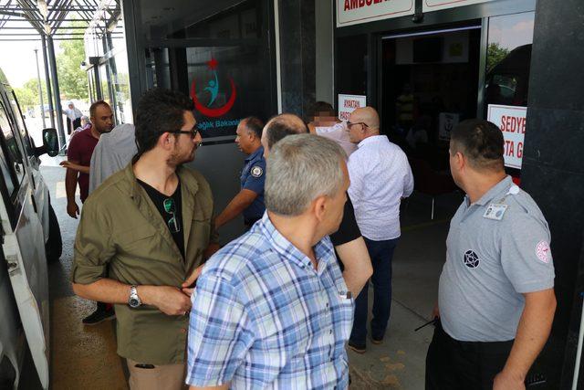 Gemlik Kaymakamı'nın kavgada yaralanan 3 oğlundan Safa öldü (3)
