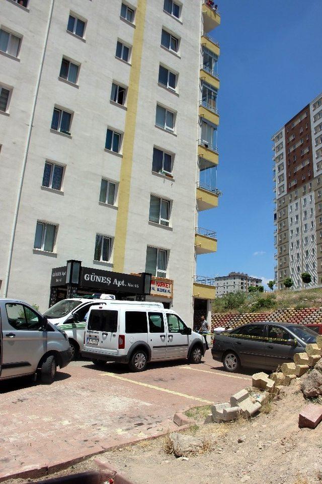 13. kattan düşen genç kız hayatını kaybetti