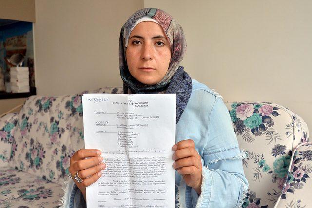 Savaşta eşini kaybetti, sığındığı Mersin'de kızı kaçırıldı