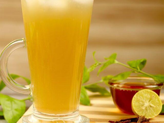 Kilo Verdiren Yeşil Çaylı Limonata