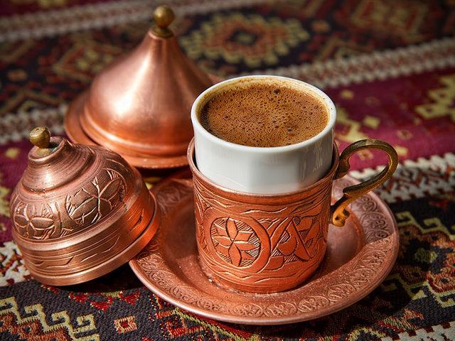 Türk Kahvesi İle Yılda 4 Kilo Verin!