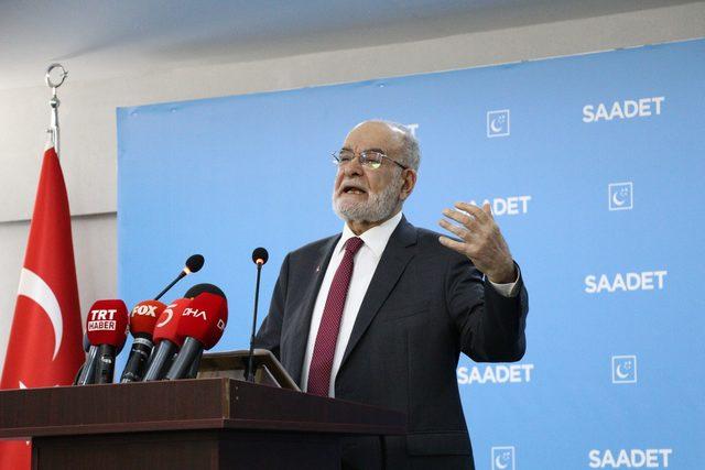 Karamollaoğlu: Cumhurbaşkanlığı sistemi, tarafsızlık kaydıyla devam edebilir