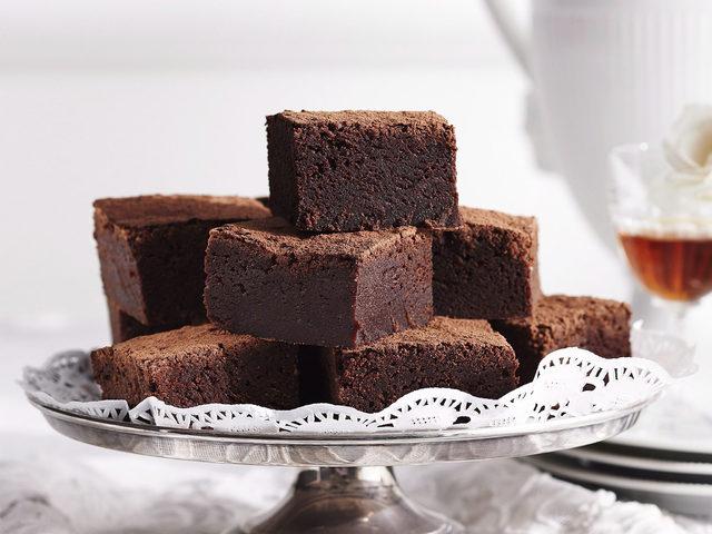 Çikolatalı Mus Kek