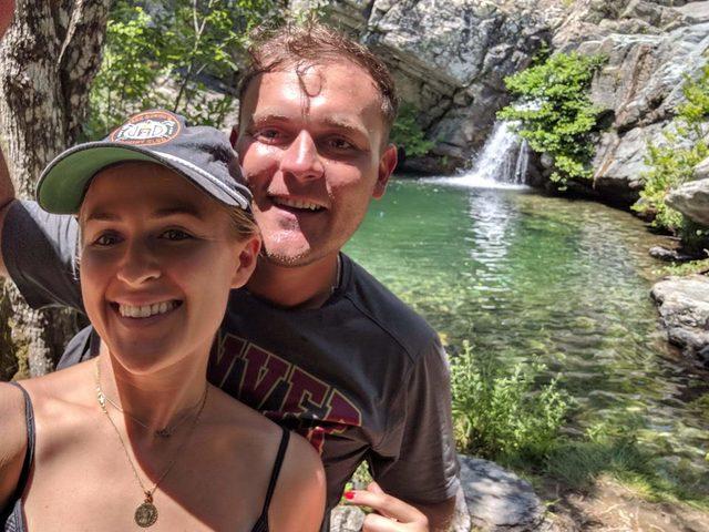 Çağrı, ABD'li sevgilisine Athena Tapınağı'nda evlilik teklif etti