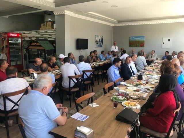 Muş Vakfı kentin sorunlarını masaya yatırdı