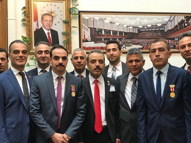 15 Temmuz'un Meclis'teki kahramanları