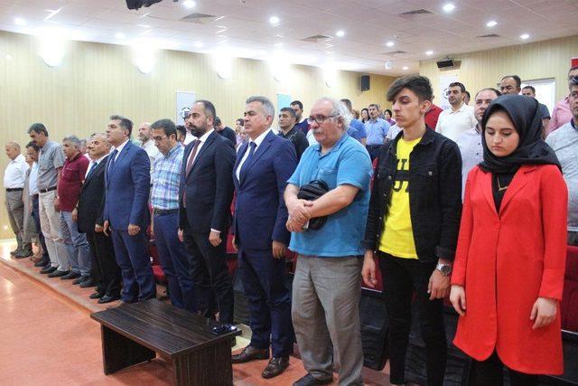 "Van YYÜ'de ""15 Temmuz"" konulu konferans"
