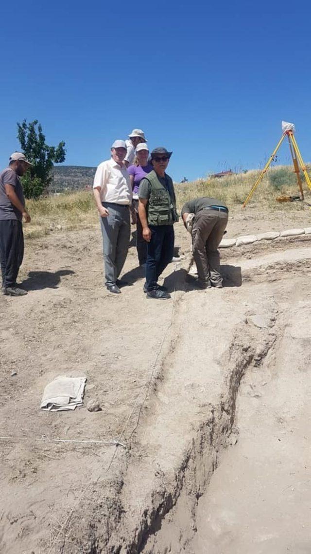 Arkeologlar Kayırlı -Değirmenyolu'nu gün yüzüne çıkaracak