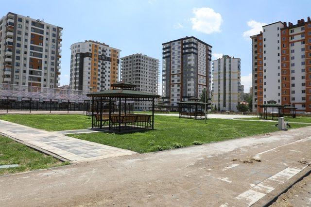 Başkan Palancıoğlu Kentsel Dönüşüm çalışmalarını inceledi