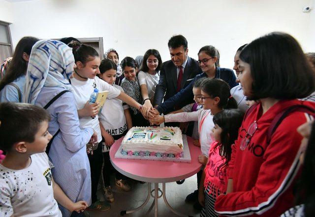 Osmangazi'de gençler hünerlerini sergiledi