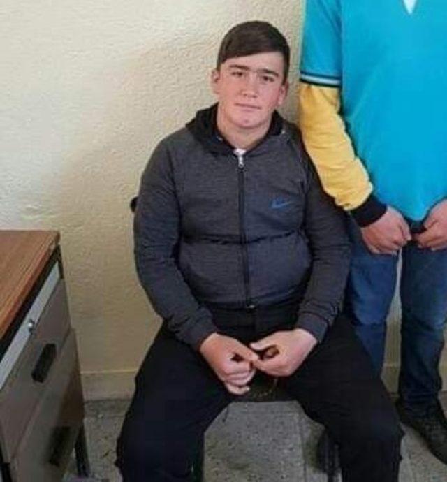 Yaşam mücadelesini kaybeden 17 yaşındaki İbrahim, son yolculuğuna uğurlandı