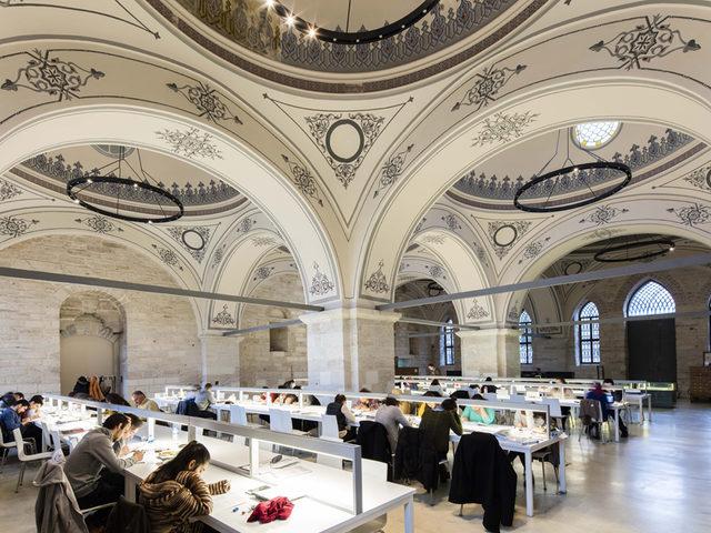 Dünya Tarihi İstanbul Kütüphanelerinde: İşte İstanbul'un En Özel 7 Kütüphanesi