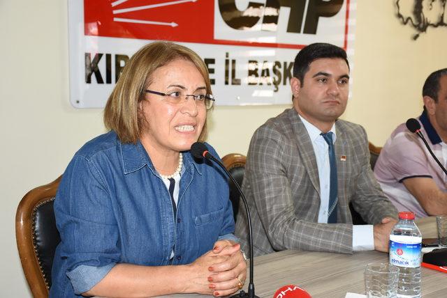 CHP'li Köse: Nevşehir'de 81 il kadın kollarının katılımıyla seçimi değerlendireceğiz