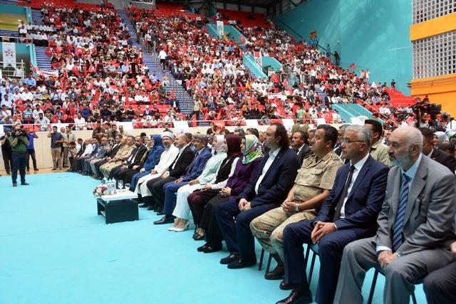 Bakan Soylu, gençlere hitap etti: Sizden kardeşlik türküleri bekliyoruz
