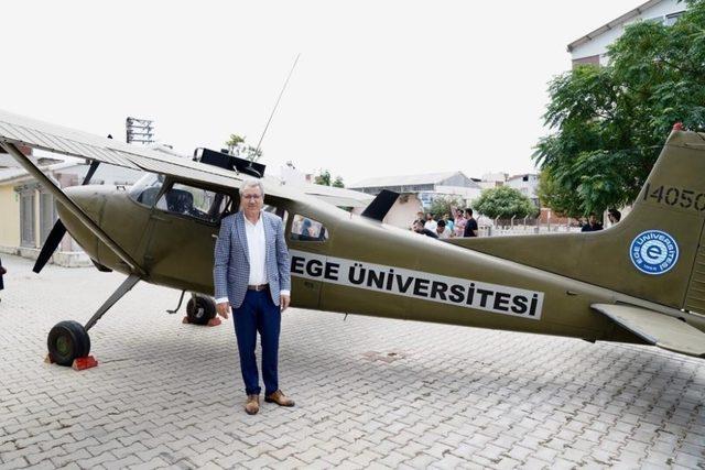 EÜ'den Uçak Komponentleri Bakımı kursu