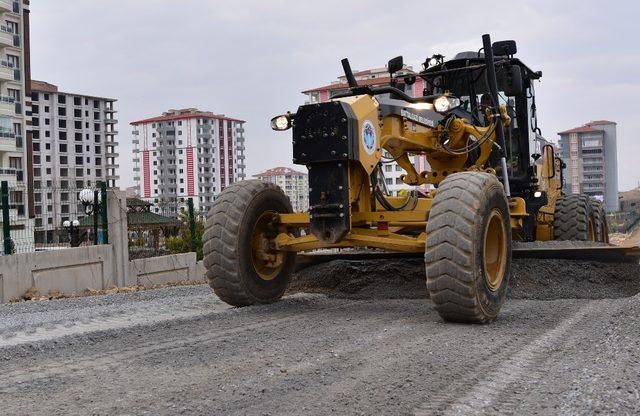 Battalgazi'de çevre düzenleme çalışmaları hız kazandı