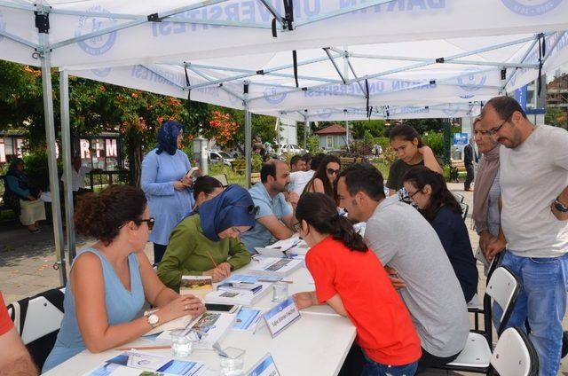 Bartın Üniversitesi, aday öğrencilere tercih desteği verdi