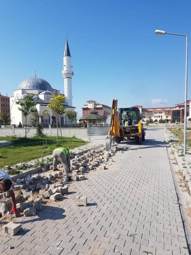 Şuhut'ta doğalgaz çalışmaları tamamlandı