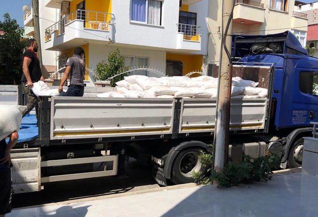 İstanbul'a götürmediği 27 ton şekerle Mersin'de yakalandı