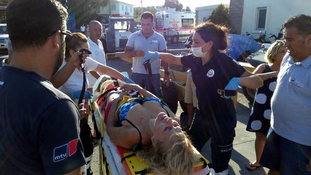 Sürat teknesi kazası sonrası ünlü oyuncunun oğlu gözaltına alındı