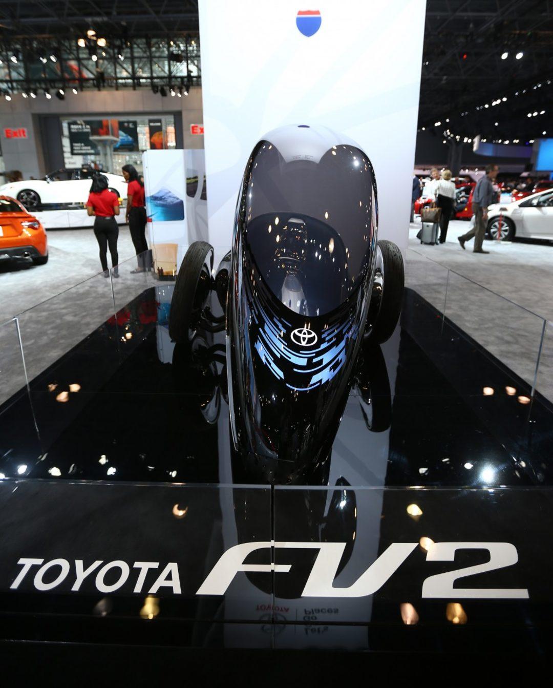 Fuarda Toyota'n