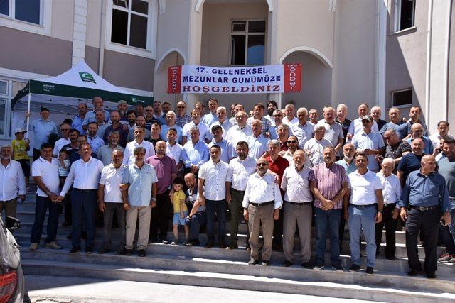 Sinop İmam Hatip Lisesi 17. mezunlar buluşması
