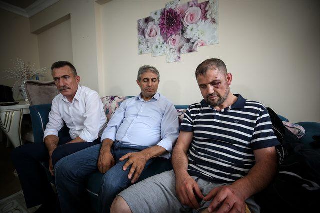 Bursa'da gazinin kafede darbedildiği iddiası