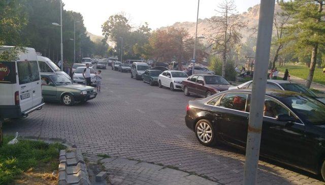 Turgut Özal Tabiat Parkını bayramda 72 bin kişi ziyaret etti