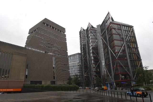 Tate Modern ziyaretçi sayısıyla British Museum'u solladı