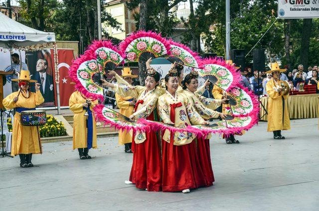 Uluslararası Taşköprü Kültür ve Sarımsak Festivali başladı