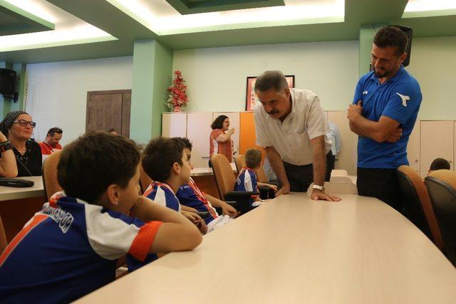 """Atakum Belediyespor'dan """"Spor Akademisi"""""""