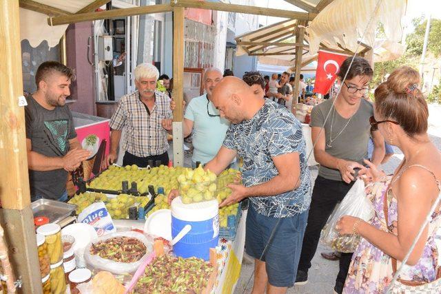 Torbalı, incir festivaliyle şenlendi, üreticiler bayram etti