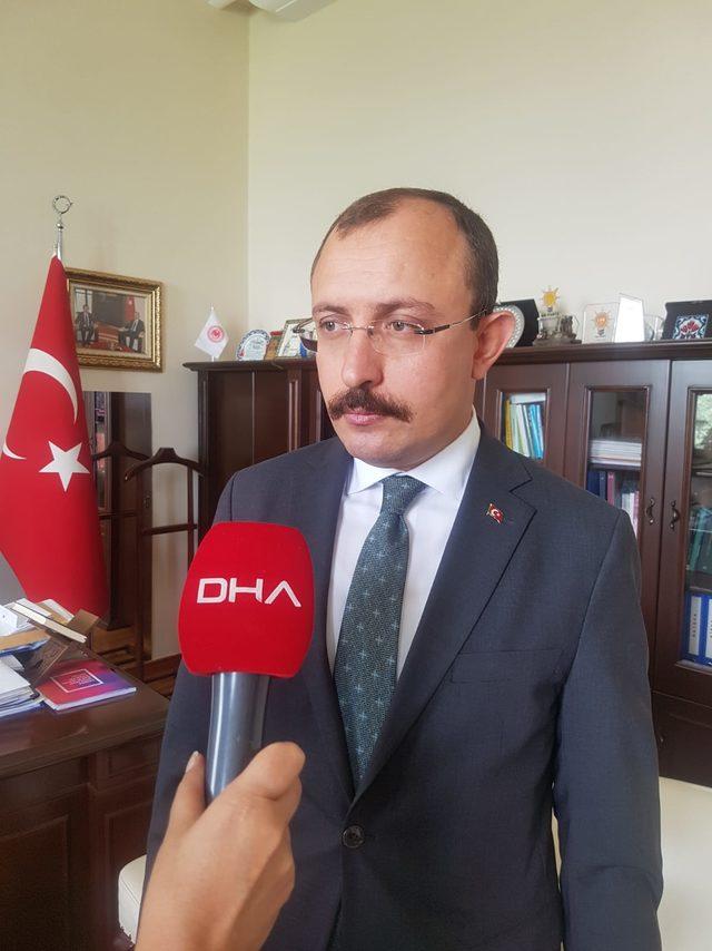 AK Parti'li Muş: HDP'li 3 başkanın görevden alınması hukuka ve kamu vicdanına uygun