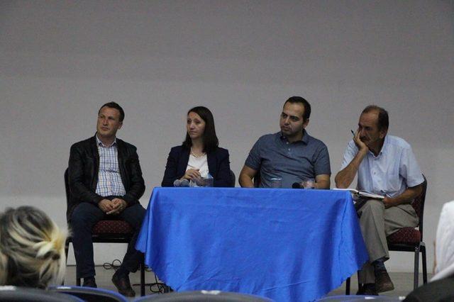 Pazaryeri'nde 'Boncuk Fasulye' üreticileri birlik kurma kararı aldı