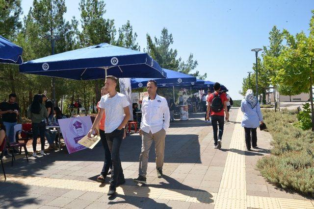 Uşak Üniversitesi'ne 6 bin 180 yeni öğrenci kayıt yaptıracak