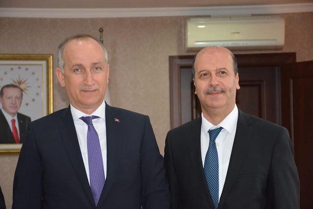 Başkan Bozkurt proje çalışmaları için Ankara'ya gitti