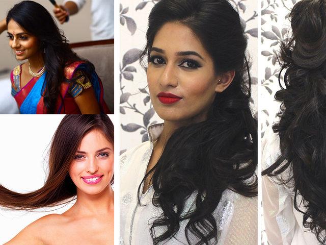 Hintli Kadınların Mükemmel Saçlarının Sırrı Açığa Çıktı!