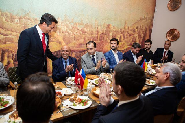 Büyükelçi Güldere: Türkiye ile Ukrayna arasında büyük bir potansiyel var